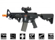 Combat Machine M4 Raider Shorty Gas Blow Back Airsoft Gun (Black)