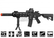 ICS CXP-16 Full Metal Body in Black with Barrel Extension Airsoft Gun