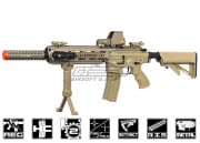 ICS CXP-16 L Pro M4 Carbine AEG Airsoft Gun w Barrel Extension (Tan)