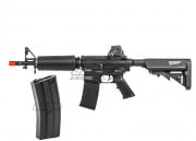 KWA Full Metal KM4 Commando AEG Airsoft Gun  w/Additional High Capacity Magazine Package Deal
