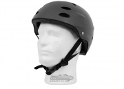 Lancer Tactical Air Force Recon Helmet (BLK)