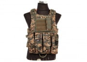 Lancer Tactical Quick Release Plate Carrier (Marpat)