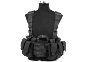 Lancer Tactical M4 Chest Harness (Black)