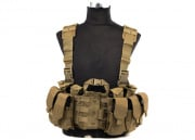 Lancer Tactical M4 Chest Harness (Tan)
