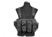 "Lancer Tactical CAG ""Tora Bora"" AK Chest Rig (Black)"