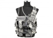Lancer Tactical Crossdraw Vest (ACU)