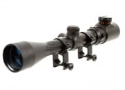 Lancer Tactical 3-9x40 Red & Green Illumintated Rifle Scope