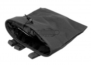 Lancer Tactical Large Foldable Dump Pouch (Black)