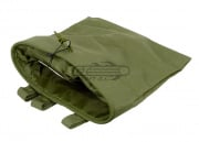 Lancer Tactical Large Foldable Dump Pouch (OD)
