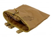 Lancer Tactical Large Foldable Dump Pouch (Tan)