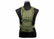 Lancer Tactical Light Weight Hydration Pack ( OD )