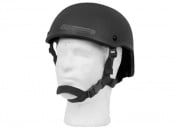 Lancer Tactical MICH 2001 Helmet (Black)
