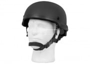 Lancer Tactical MICH 2002 Helmet (Black)