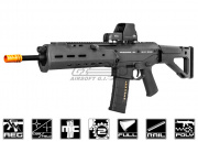 Full Metal PTS Masada ACR SV AEG Airsoft Gun (Streamlined Version/Black)