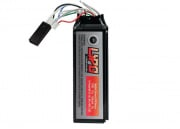 Madbull Airsoft 11.1v 1500mAh 15C Lipo TriPanel Battery