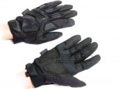 Mechanix Wear M-Pact Gloves 2012 Version ( Black / Medium )