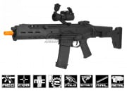 Full Metal PTS Masada ACR CQB AEG Airsoft Gun (Black)