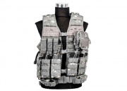 VISM Zombie Zombat Tactical Vest Kit (ACU)