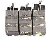 NcSTAR Triple AR and Mag Pouch (ACU)