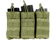 NcSTAR Triple AR and Mag Pouch (OD Green)