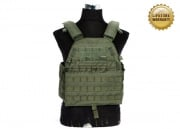 Pantac USA 1000D Cordura LT6094 Low Profile Plate Carrier (Ranger Green/Medium)