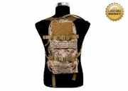 Pantac USA 1000D Cordura MBSS Hydration Pack (Desert Digital)