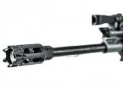 PTS GoGun SuperComp Talon CCW Flash Hider (Black)