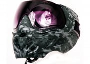 Sly Profit Full Camo Face Mask (Black ACU)