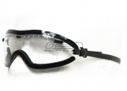 Smith Optics Boogie Regulator Goggle Asian Fit (Clear)