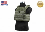 Shellback Tactical Banshee Rifle Plate Carrier (Ranger Green)