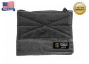 Tactical Assault Gear Kangaroo Zipper Pouch for Banshee (Black)