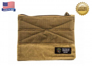 Tactical Assault Gear Kangaroo Zipper Pouch for Banshee (Coyote Tan)
