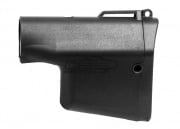 Madbull Airsoft Troy Battle Ax Stock (Black)