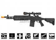CYMA CM032EBR M14 EBR Sniper Rifle AEG Airsoft Gun (pick a color)