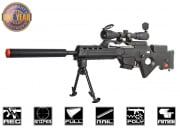 Elite Force H&K SL9 AEG Sniper Rifle Airsoft Gun (Black)