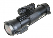 AMP Military 2x Red Dot Scope
