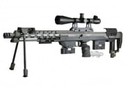 ARES Full Metal DSR-1 Version 2 Spring / Gas Powered Bolt Action Sniper Rifle Airsoft Gun