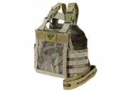 Condor Outdoor Mini Exo Plate Carrier ID Panel (Multicam)
