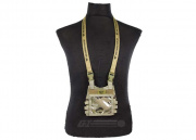 Condor Outdoor Mini Plate Carrier ID Panel (Multicam)
