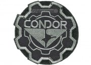 Condor Outdoor Velcro Gear Patch (Black)