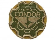 Condor Outdoor Velcro Gear Patch (Tan)