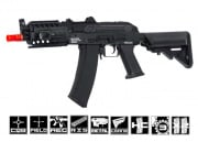 Echo 1 Red Star AK 74U BOLT Carbine AEG Airsoft Gun (Black)