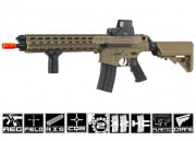 Echo 1 Robinson Armament XCR-L Long Carbine AEG Airsoft Gun (Tan)