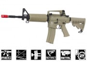 ICS Full Metal M4A1 AEG Airsoft Gun (Tan)