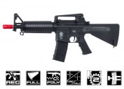 ICS M4 Commando w/ Full Stock AEG Airsoft Gun (Sportline)