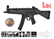 Elite Force H&K Full Metal MP5A4 AEG Airsoft Gun by VFC ( Black )
