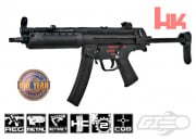 Elite Force H&K Full Metal MP5A5 AEG Airsoft Gun by VFC (Black)