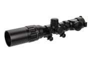 Lancer Tactical 2-6X32 Red & Green Illuminated Scope