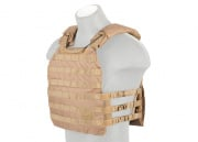 Lancer Tactical Plate Carrier (Khaki)