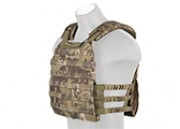 Lancer Tactical Plate Carrier (Camo Tropic)